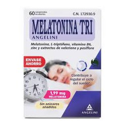 MELATONINA TRI ANGELINI 60...