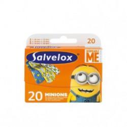 SALVELOX MINIONS 20 UNIDADES