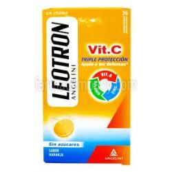 LEOTRON VITAMINA C 18 COMP...