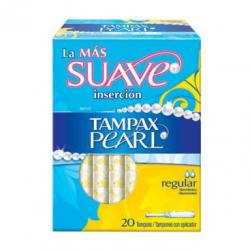 TAMPONES TAMPAX PEARL...