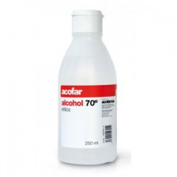 ACOFAR ALCOHOL 70 250 ML