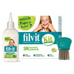 FILVIT KIT DIMETICONA 125 ML