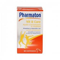 PHARMATON VIT  CARE 30 COMP