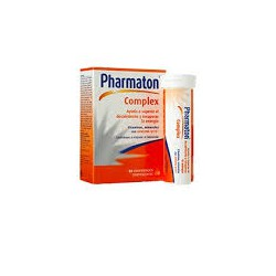 PHARMATON COMPLEX 20 COMP...