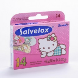 SALVELOX HELLO KITTY 14 UD