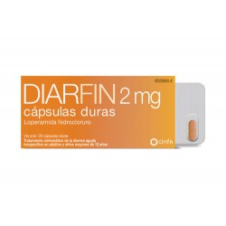 DIARFIN 2 MG 20 CAPS