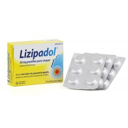LIZIPADOL 20 MG 18 PAST...