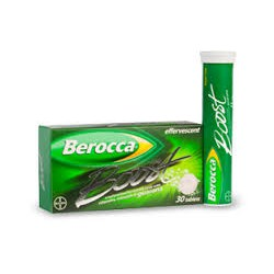 BEROCCA BOOST 30 COMP...