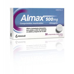 ALMAX 500 MG 30 COMP...
