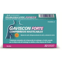 GAVISCON FORTE 32 COMP...