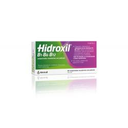 HIDROXIL B12 B6 B1 30...
