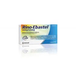 RINOEBASTEL 10MG120MG 7...