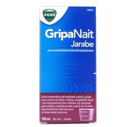 GRIPANAIT JARABE 120 ML EFP