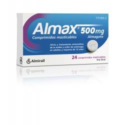 ALMAX 500 MG 24 COMPRIMIDOS...