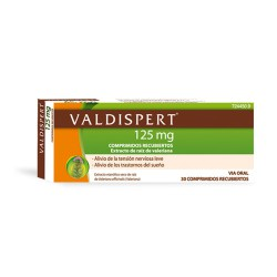 VALDISPERT 125 MG 30 COMP