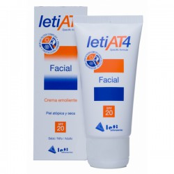 LETI AT 4 CREMA FACIAL SPF...