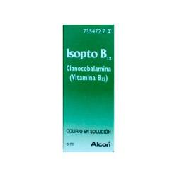 ISOPTO B12 05MGML COLIRIO...