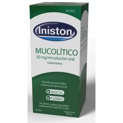INISTON MUCOLITICO 200 ML