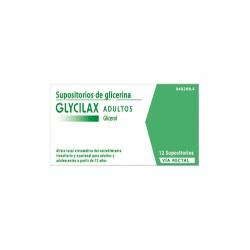 GLYCILAX 12 SUPOS ADULTOS EFP