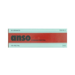ANSO POMADA 50 G