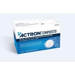 ACTRON COMPUESTO 20 COMP...