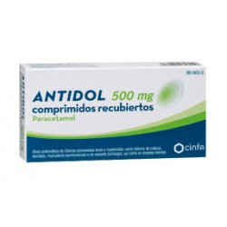 ANTIDOL 20 COMPRIMIDOS