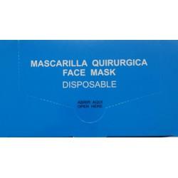 MASCARILLA QUIRURGICAS