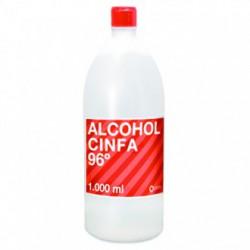 CINFA ALCOHOL 96 1000ML