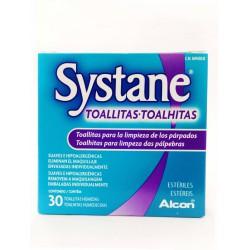 SYSTANE TOALLITAS HUMEDAS...