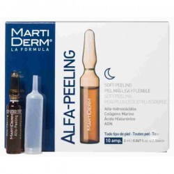 MARTIDERM NIGHT RENEW 10 AMP